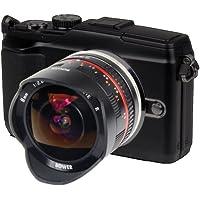 Bower Camera SLY288NXB Ultra-Wide 8mm f/2.8 Fisheye Lens for Samsung NX Digital