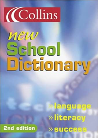Collins School - Collins New School Dictionary