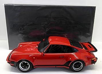 Minichamps Vehículo en Miniatura - Porsche 911 Turbo - 1977 - Escala 1/12: Minichamps: Amazon.es: Juguetes y juegos