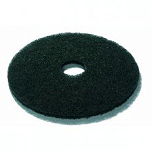 3 M hg119-bk Boden Pad, 48,3 cm Durchmesser, schwarz (5 Stück)