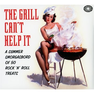 Price comparison product image Grill Can't Help It: Summer Smorgasbord of 50 Rock