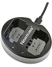 Newmowa Dual USB Charger for Sony NP-FZ100, BC-QZ1 and Sony Alpha 9, Sony A9, Sony Alpha 9R, Sony A9R, Sony Alpha 9S Digital Camera