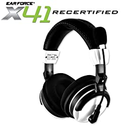 Recertified Turtle Beach Ear Force X41 Xbox 360 Gaming Headset