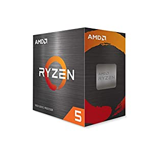 AMD Ryzen 5 5600X Box 4.60GHZ 6 CORES SOCKET AM4