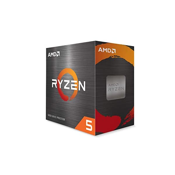 AMD Ryzen 5 5600X Box 4.60GHZ 6 CORES SOCKET AM4