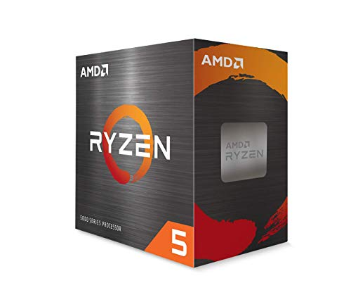 AMD Ryzen 5 5600X 3.7GHz 32MB L3 AM4 CPU Desktop Processor Boxed