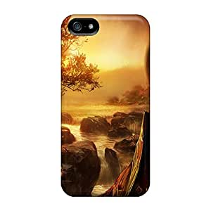 Defender Cases For Iphone 5/5s, Wallpaper Pattern