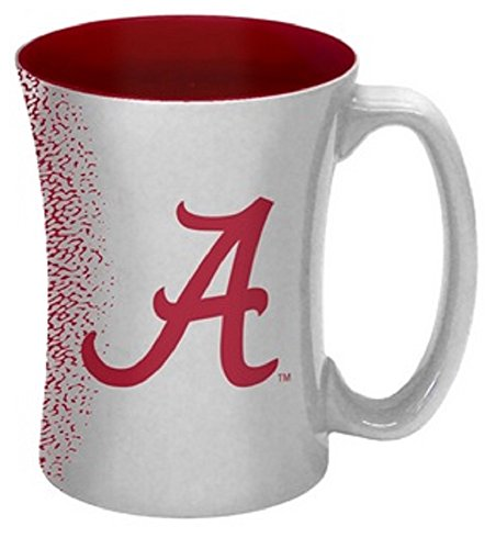 NCAA Alabama Crimson Tide Mocha Mug, - Mug Alabama