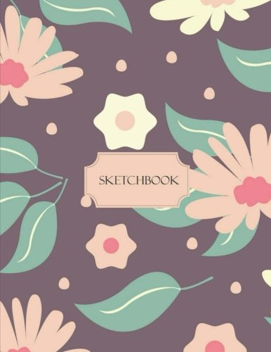 Download Sketchbook: 108 Blank Pages, Extra large (8.5 x 11) White paper, Sketch, Draw, Doodle, Paint pdf