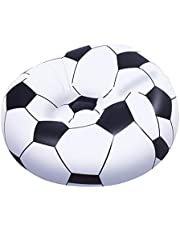 Bestway Beanless Soccer Ball for Toys and Chair, Multi Color