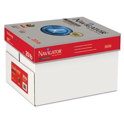 (Platinum Paper, 99 Brightness, 20lb, 11 x 17, White, 2500/Carton, Sold as 1 Carton)