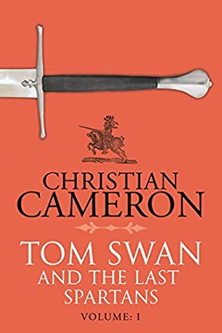book cover of Tom Swan and the Last Spartans: Part One