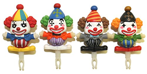 Lucore Funny Clowns Mobile Cell Phone Earphone Jack