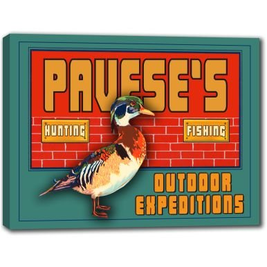 paveses-outdoor-expeditions-stretched-canvas-sign-24-x-30