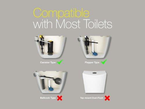 KOHLER K-1954-0 Touchless Toilet Flush Kit by Kohler (Image #6)