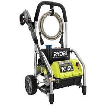 Amazon Com Ryobi Zrry14122 1 700 Psi Electric Pressure