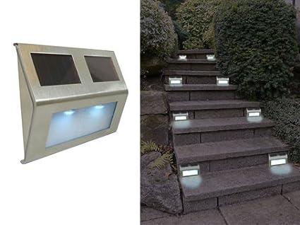Good ideas luci per scale solar ideali per gradini scale
