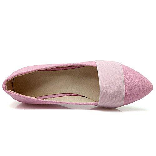 Pink Tacco Pumps Donna Moda Melady Basso qpUX1nn