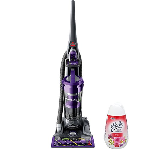 Bissell Multi Cyclonic Surface Pet Hair Eraser Bagless Technology Corded Upright Vacuum Cleaner with Extension Wand Crevice Pet Tools Attachments and Air Freshener