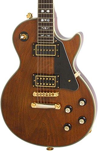 Epiphone ENLCWLGH3 Solid-Body Electric Guitar, Walnut