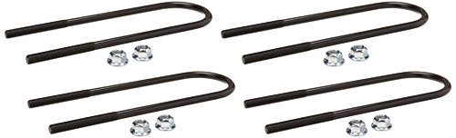ReadyLift 67-2094UB M14 365mm Round Long U-Bolt Kit for Ford Superduty (Duty Bolt)