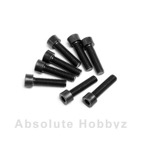 HPI 94675 Cap Head Screw M3.5x14mm (8)