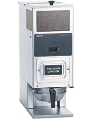 BUNN G9THD S S Portion Control Coffee Grinder With 9 Lb Hopper