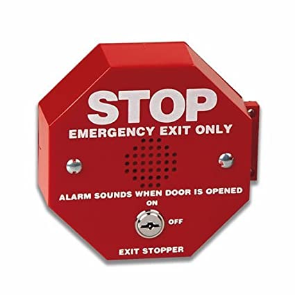 STI ST6402 - Alarma para salida de emergencia: Amazon.es ...