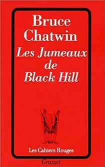 Les jumeaux de Black Hill par Chatwin