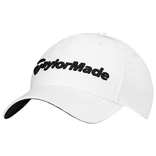 TaylorMade Golf 2017 performance seeker hat white