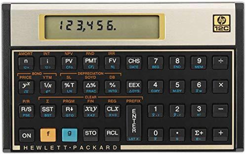 - HP 12C Financial Calculator Latin America