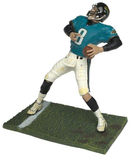 McFarlane NFL Series 2 Mark Brunell in Jacksonville Jaguars Teal Jersey Figure