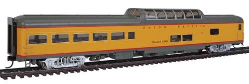 (85' ACF Dome Lounge - Standard - Ready to Run - UP Heritage Series -- Union Pacific(R)