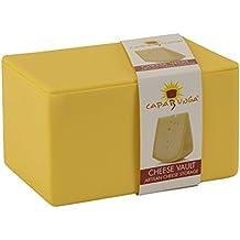 Capabunga CV5 Cheese Vault Storage Box, Butter