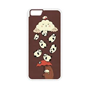 "SOPHIA Phone Case Of pandas illustration cute girl For iPhone 6 (4.7"")"