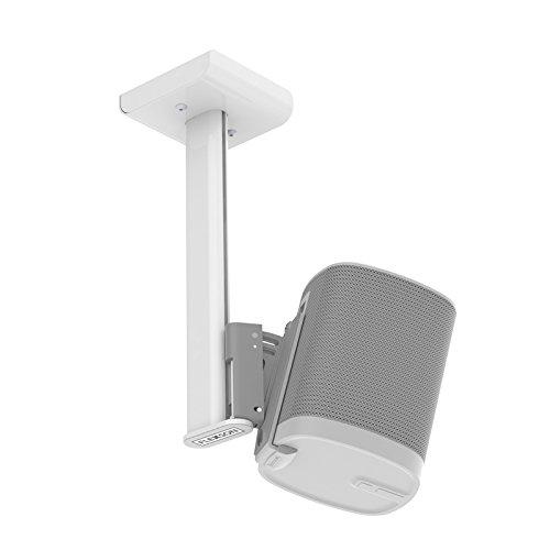 Flexson Ceiling Mount for SONOS Play:1 White FLXP1CM1011