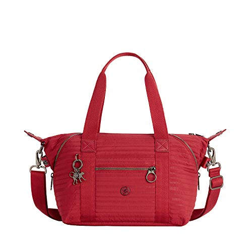 Twist Art Handbag Rosso Kipling Sintetico Mini Materiale Organised I855qdw