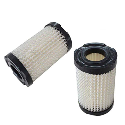 Podoy 35066 Air Filter for Tecumseh Sears 63087A Replace Oregon 30-301 Lawnmower (Pack of 2)