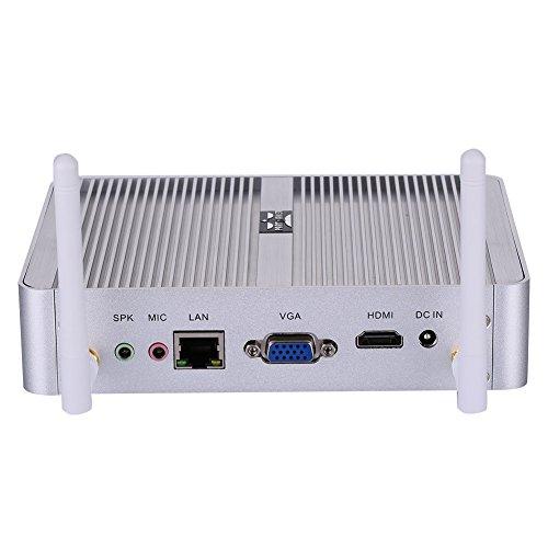 4K Kodi Fanless Mini PC Win. 10 Intel Celeron N3150 4G RAM 32G SSD B4 -  Inctel Technology Co.,Ltd, B4N31504G32G