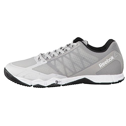 Zapatillas Deporte Bd5501 Mujer Gris White Para De steel Silver Reebok Black qg5B11