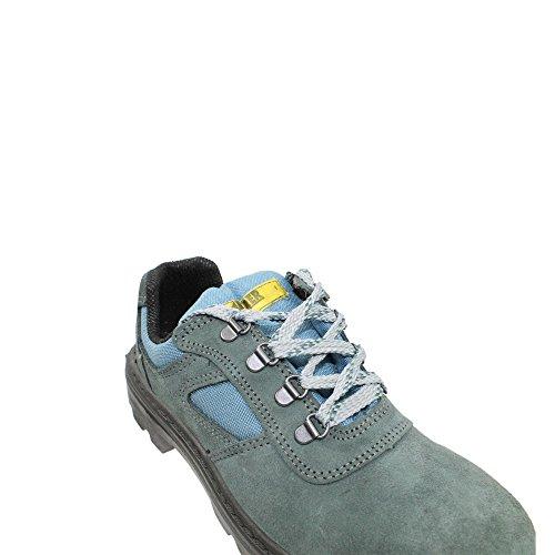 Maurer Profesionales Funcionan Seguridad Zapatos Del Trekking De Azules S1p Planas Negocio IqgRt