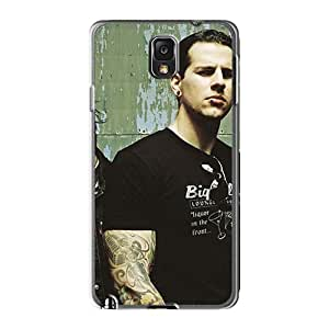 Samsung Galaxy Note3 Ilz15411yZmQ Support Personal Customs Fashion Avenged Sevenfold Image Shock-Absorbing Hard Phone Covers -EricHowe