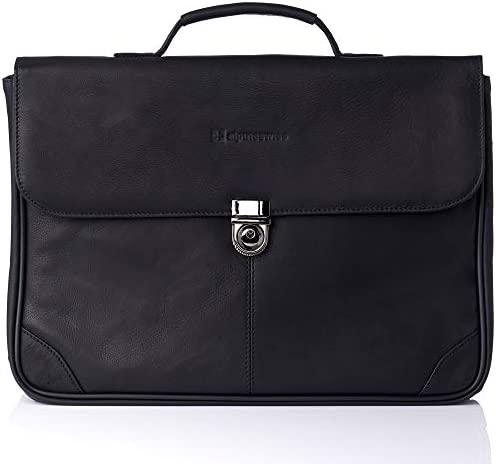 Alpine Swiss Portfolio Briefcase Flap Over product image