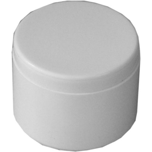 Genova Products 30157CP 3/4-Inch PVC Pipe Cap, Slip - 10 Pack