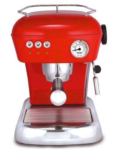 ASCASO DREAM espresso machine love red by ASCASO (Asukaso)