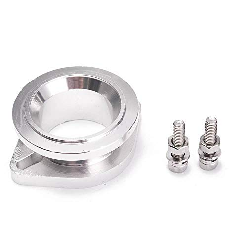 Billet Aluminum Greddy to Tial 50mm Blow off Valve Flange Adapter CNC Machined