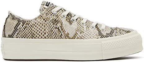 Converse Chuck Taylor All Star Lift Wild Womens Snake Ox