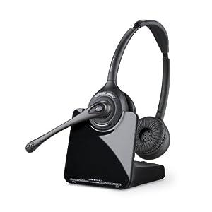 Plantronics CS520 Wireless DECT Headset 5