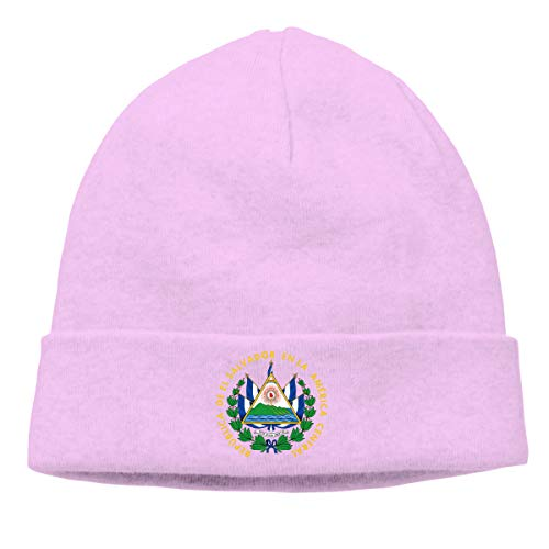 MIPU SHANGMAO Salvador Flag Beanie Cap Soft Warm Hat Hedging Caps Wool Cap Men Women