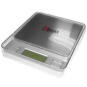 Báscula–Báscula de precisión Magno 1kg 0,1g junto–Kenex